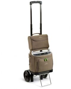 Respironics SimplyGo Mobile Cart
